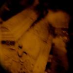 Polaroid 38 (Ausschnitt, NB) Norbert W. Schlinkert