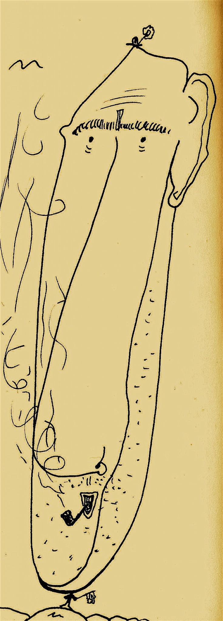 Long Ago (NB), Norbert W. Schlinkert